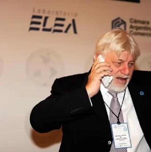 Adrián Werthein, una de las cabezas del grupo empresario