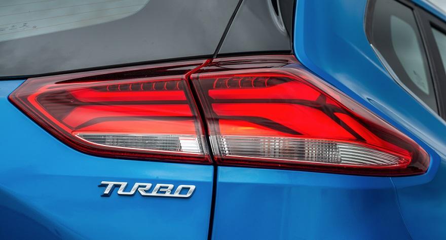 Chevrolet Tracker, con nuevo motor turbo.