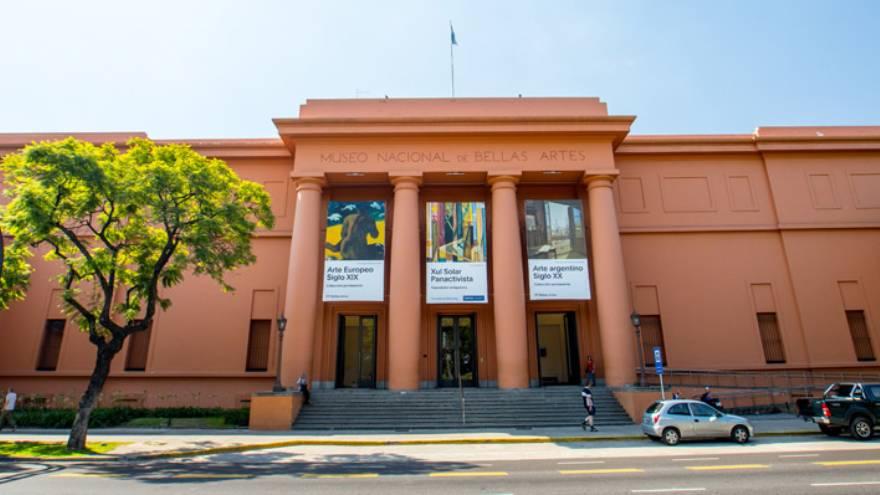 Fundación Medifé acompaña, desde hace tres años, a la Asociación Amigos del Museo de Bellas Artes