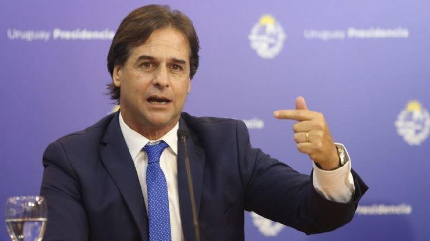 Luis Lacalle Pou anunció que Uruguay cerrará sus fronteras durante la temporada de verano