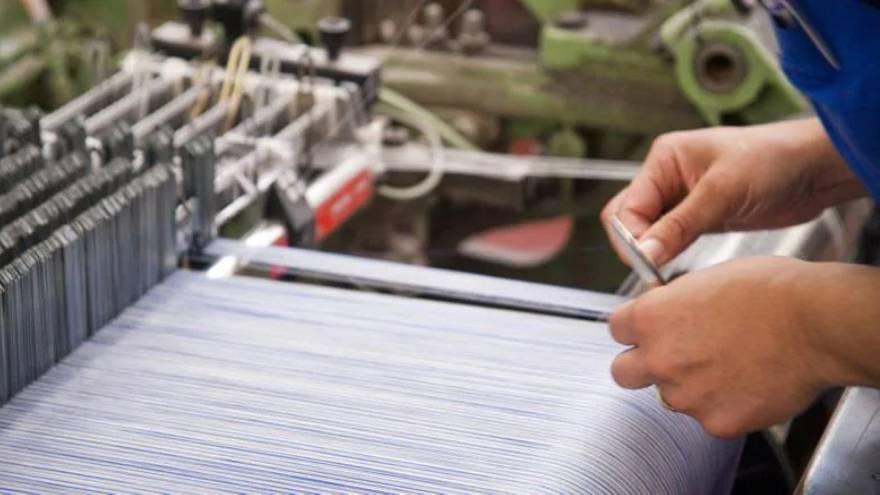 La industria textil, clave para el empleo.
