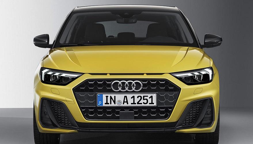 Audi A1, otro de los premium más vendidos.