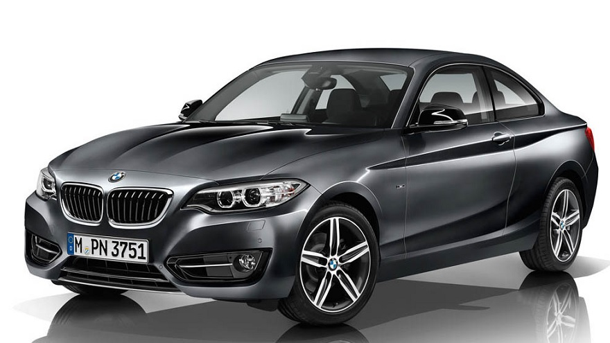 BMW Serie 2, recién llegado a la Argentina.