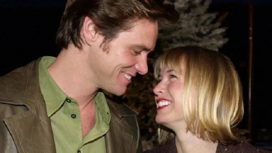 La pareja se conoció en la película