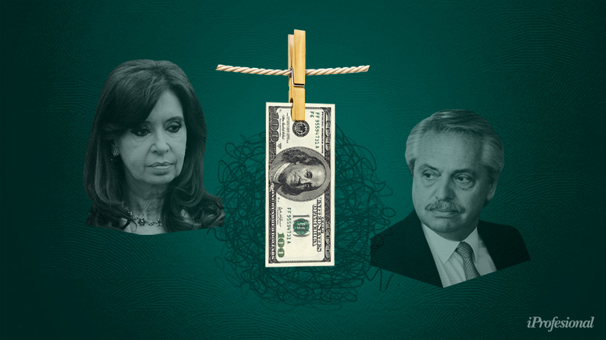 Cristina salió a hablar sobre el dólar y los economistas reaccionaron.