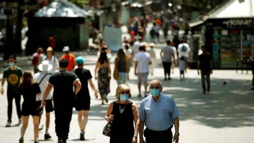 La pandemia de COVID-19 le asestó a la economía española un golpe sin precedentes