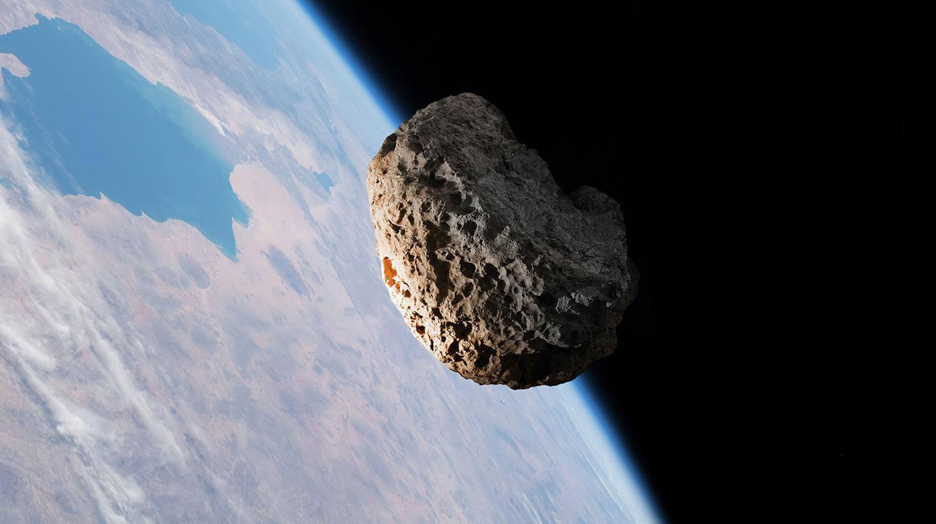 Los especialistas destacan que los asteroides son más peligrosos cuando son más pequeños