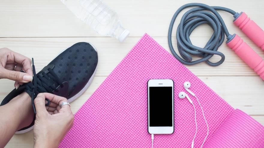 Hacer ejercicio en casa puede ayudar a combatir el estrés del teletrabajo