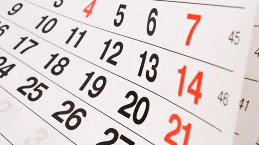 La Argentina tuvo 19 feriados tradicionales entre movibles e inamovibles en 2020