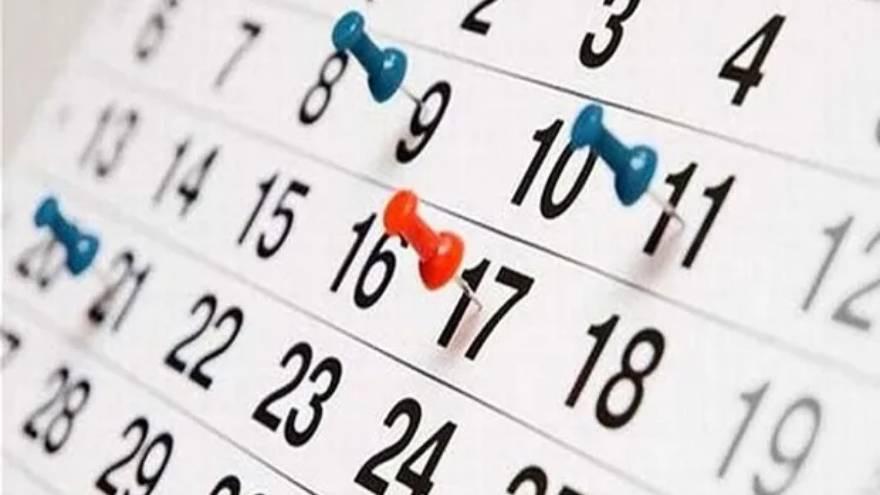 En junio hay dos fines de semana largos