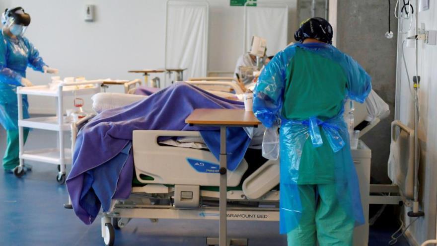 ¿Puede colapsar el sistema sanitario?