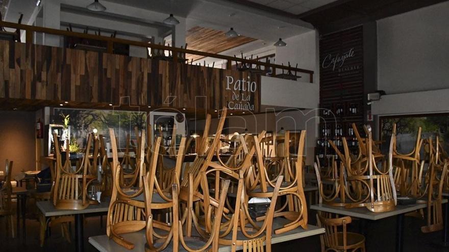 La cuarentena se cobró la vida comercial del 15 por ciento de los restaurantes porteños.