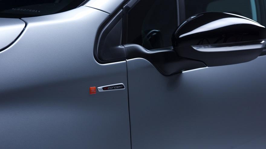 Nueva edición especial de Peugeot con JBL.