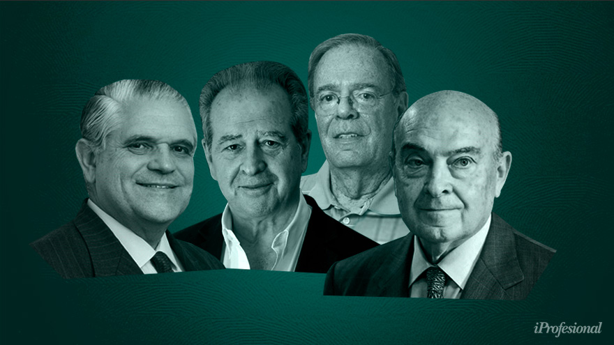 Lopez Murphy, Machinea, Roque Fernández, Cavallo: los cuatro ex ministros dejaron pronósticos preocupantes