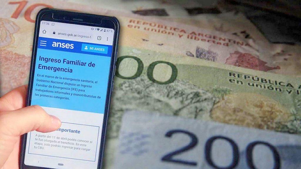 Beneficiarios de bono IFE fueron afectados por descuentos realizados por el Banco Patagonia.