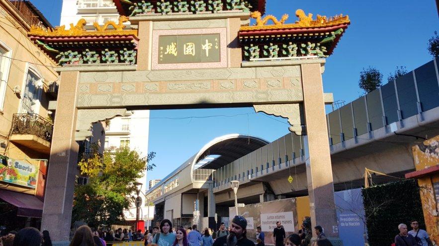 El barrio chino se convirtió en un atractivo turístico de la Ciudad de Buenos Aires
