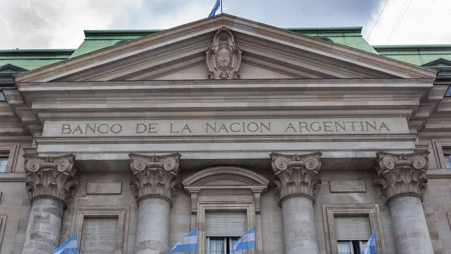 El home banking del Banco Nación fue el escenario del hackeo.