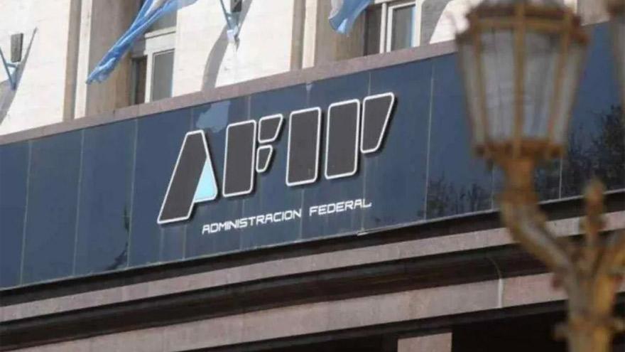 AFIP argumentó que la jubilada no estaba en situación de