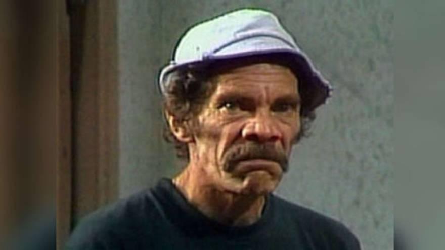 Don Ramón fue uno de los personajes más queridos de la serie