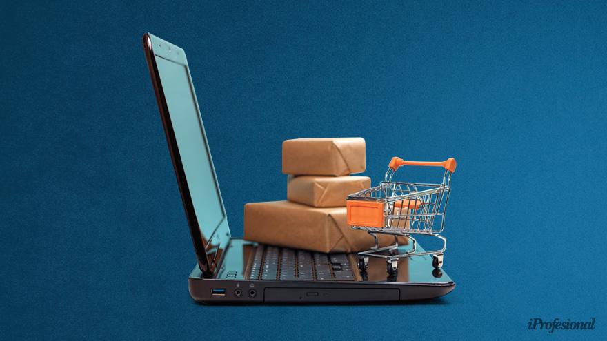 Al carrito de compras se suben alimentos y muebles, productos de estética y herramientas sin distinción