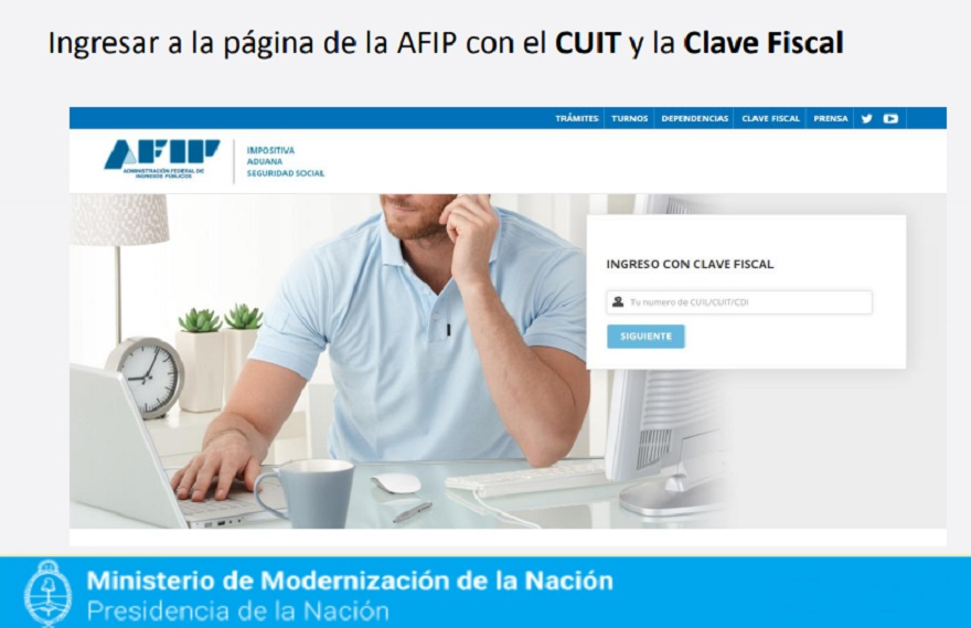 Constancia de inscripción en la AFIP: para qué sirve