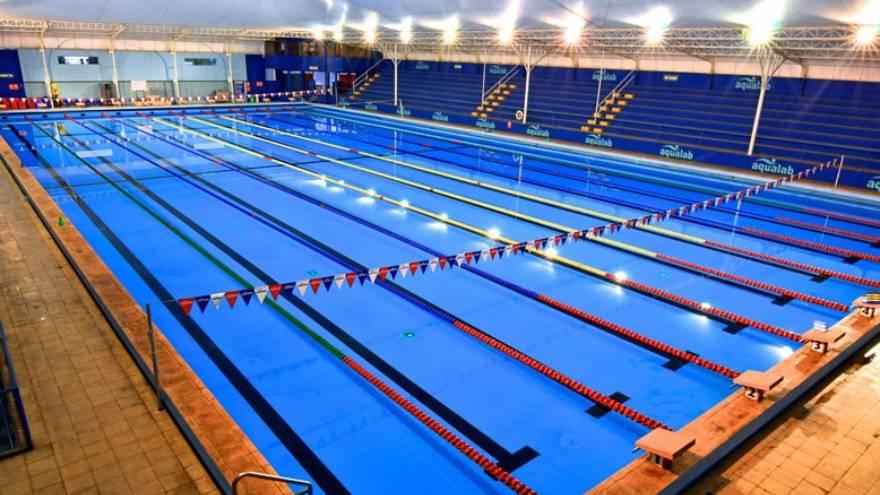 Los nadadores paraolímpicos podrán volver a entrenar