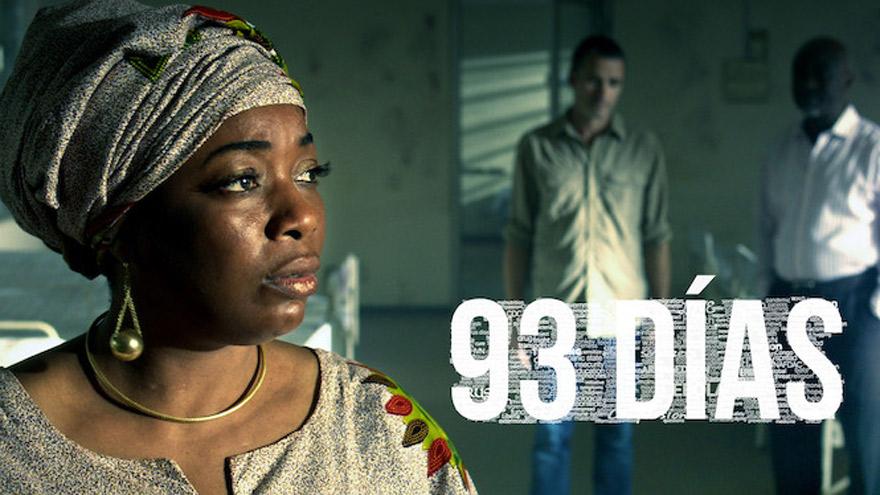 Drama ambientado en la crisis del virus ébola.