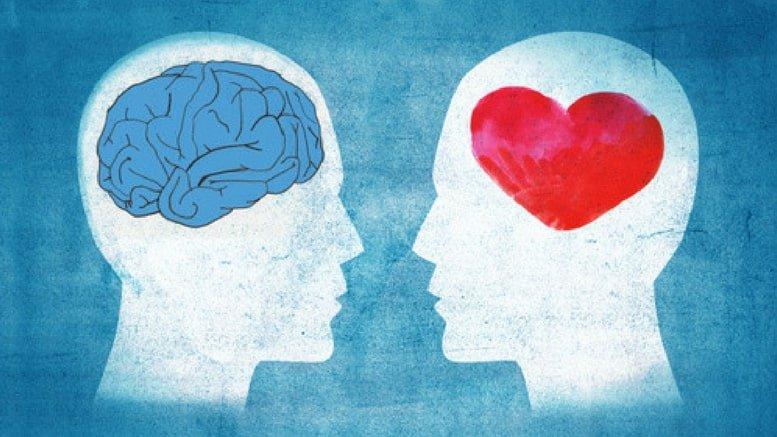 Las emociones cambian según la persona.
