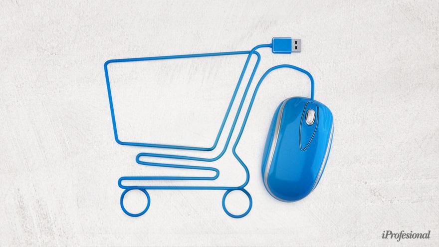 La categoría de alimentos es una de las que más crece en el comercio electrónico