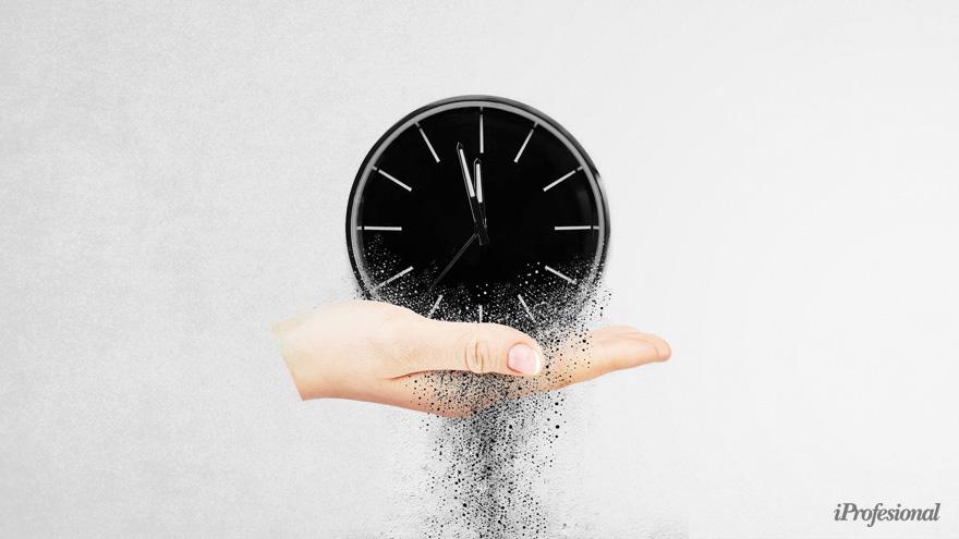 La gestión del tiempo es clave al trabajar desde casa