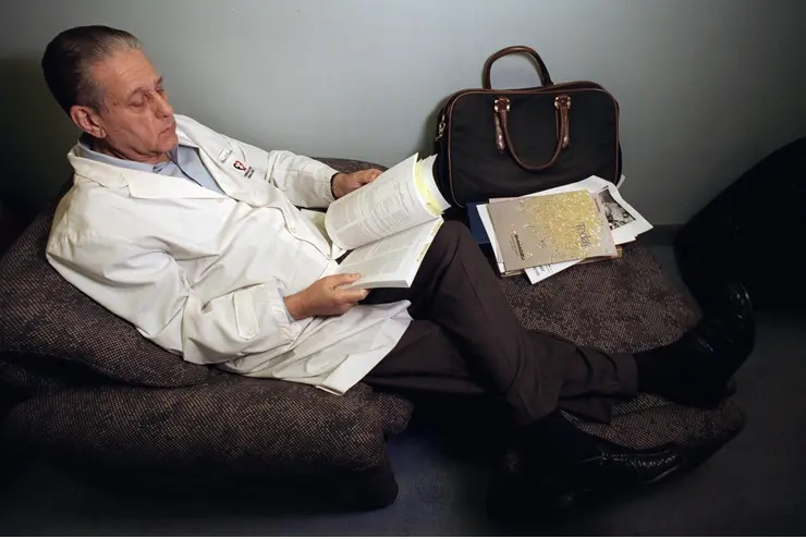 Favaloro,una vida dedicada a la medicina