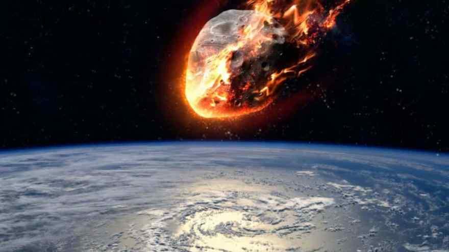 El asteroide aún se encuentra en la órbita de Marte y se dirige al planeta Tierra