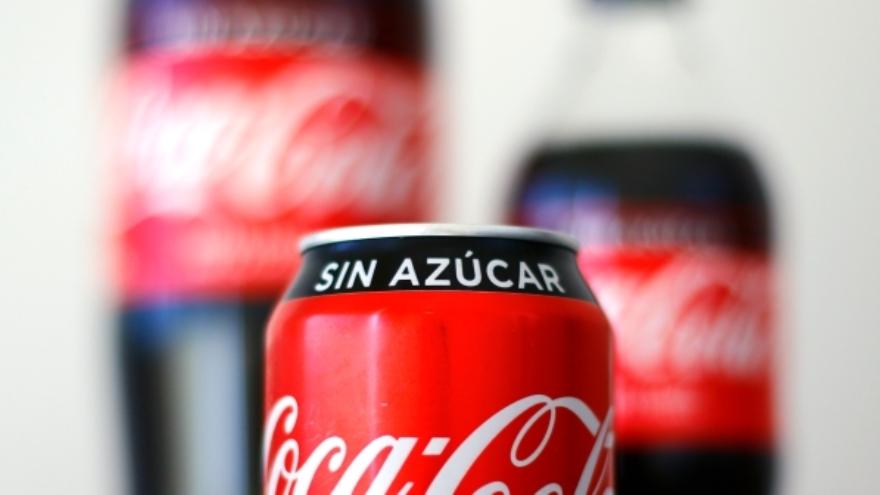 Cambio de planes en Coca Cola.