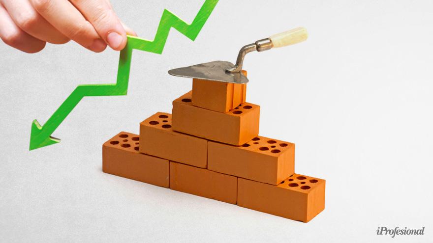 El abaratamiento de los materiales de construcción, medidos en dólares, provocó un boom de refacciones. Para Szczech, el fenómeno va a continuar