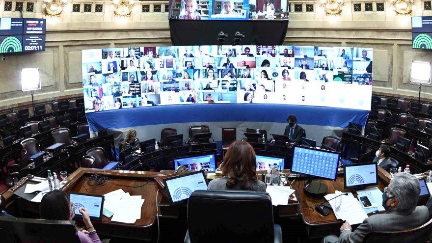 El Senado terminó de aprobar la Ley de Teletrabajo en la Argentina