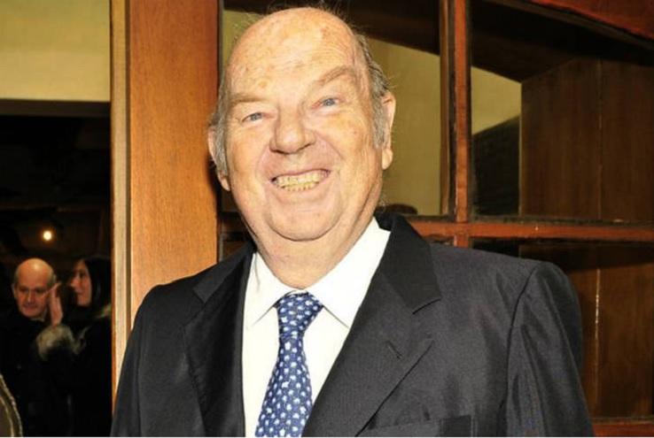 Bartolomé Mitre murió el 25 de marzo pasado. Fue director del diario La Nación desde 1982