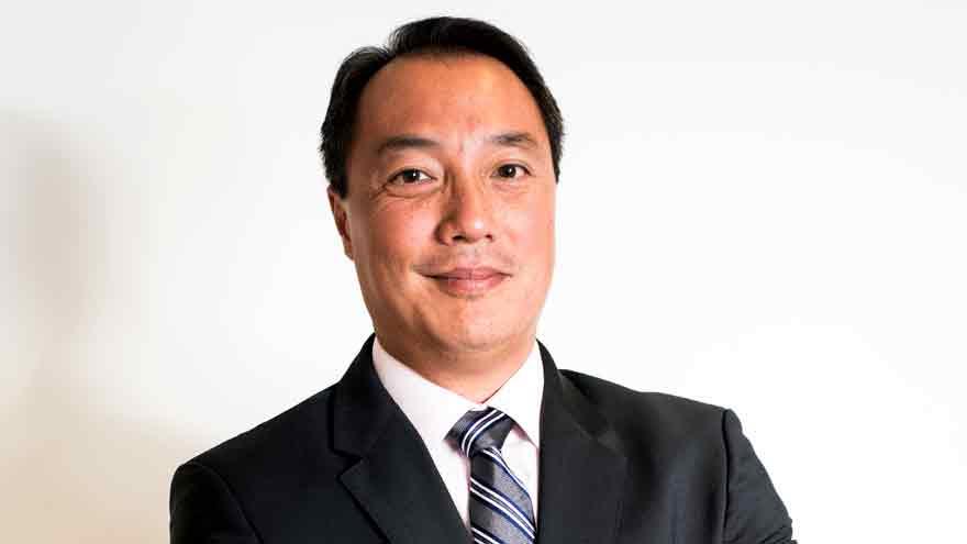 Gabriel Sakata, country manager de Cisco para la Argentina, Uruguay y Paraguay.