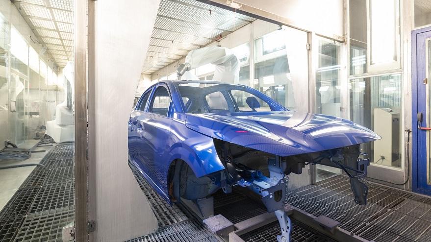 Inicio de la producción del nuevo Peugeot 208 en El Palomar.