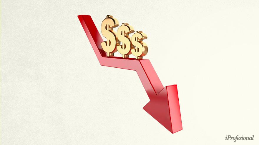 Los que compraron dólar futuro en los últimos meses, perdieron