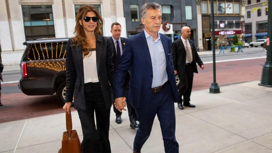 Desde su regreso al país, Macri buscó recuperar la centralidad en la oposición.