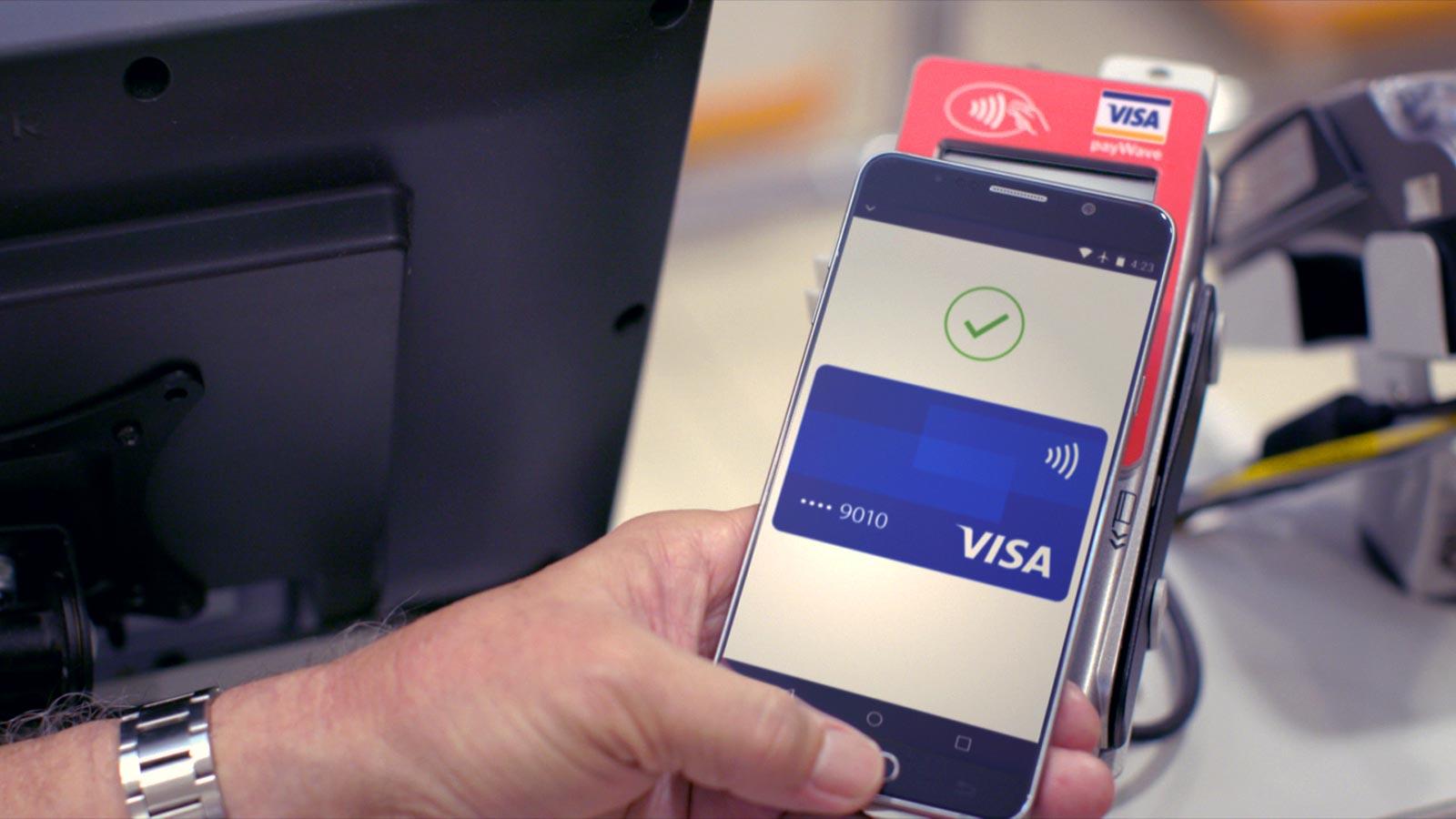Según Google, crece el interés de los pagos sin contacto.