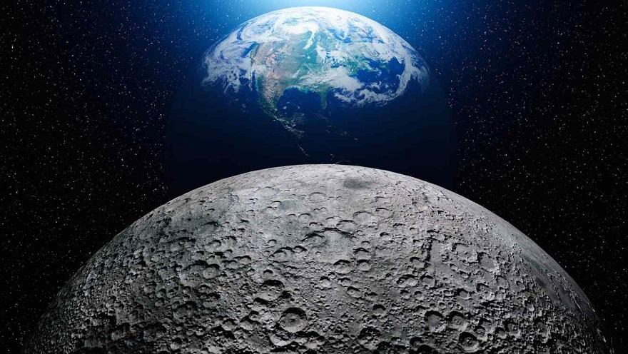 El polvo lunar complica los viajes a la luna.