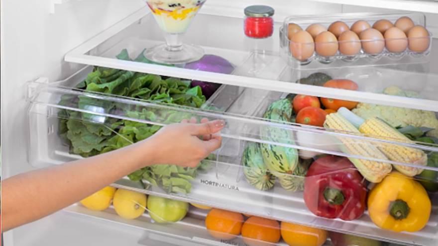 Los vegetales deben guardarse en la heladera, pero las papas y las cebollas no