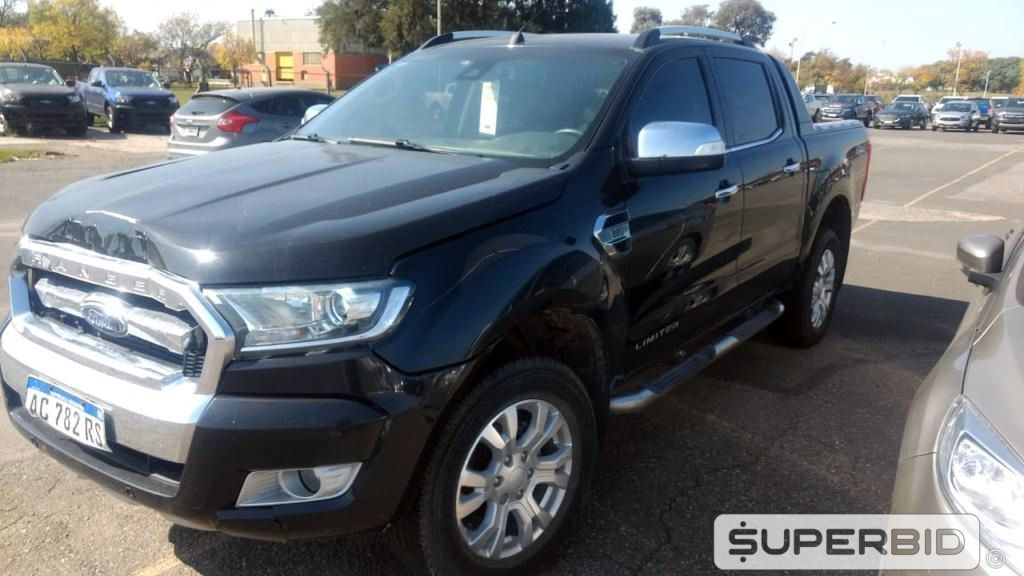Ford Pick up Ranger DC 4x4 del 2018