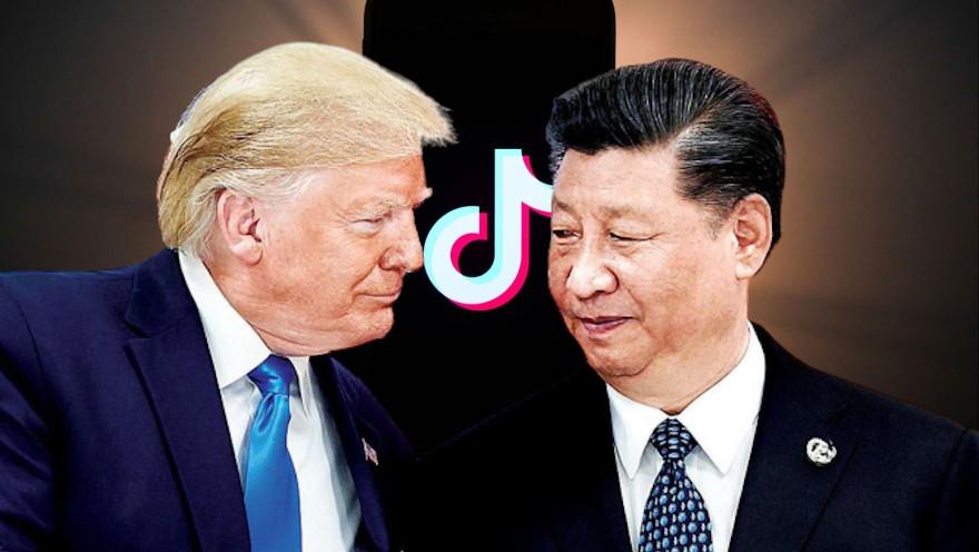 El bloqueo de la aplicación amenaza con generar otra batalla entre China y Estados Unidos