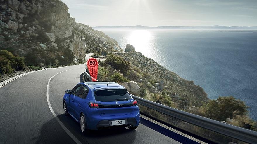 El nuevo Peugeot 208 es más deportivo.