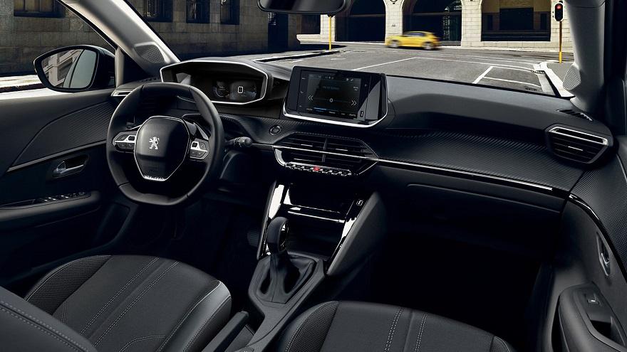 Peugeot 208, así es por dentro.