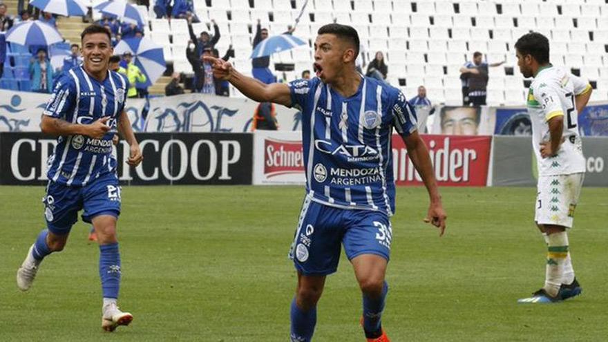 Godoy Cruz, uno de los equipos de mayor presencia en Mendoza.