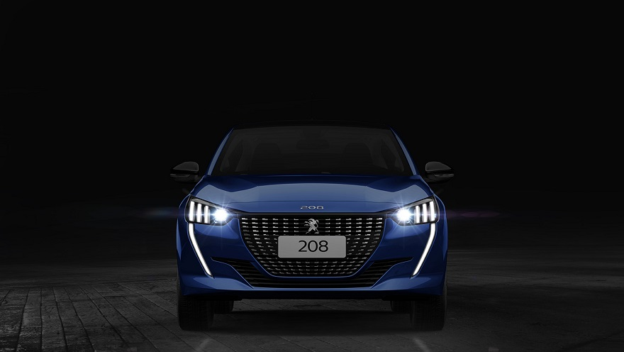 Peugeot 208, el auto de producción nacional, con préstamos de la marca.