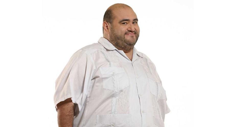 Edgar Vivar dijo que las regalías recibidas por los programas eran poco
